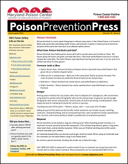 Poison Prevention Press